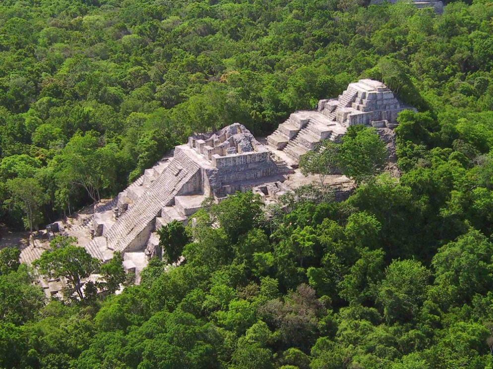 Calakmul-Top-View