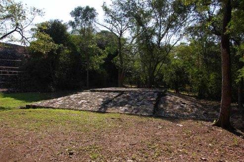 Mexico's shortest pyramid