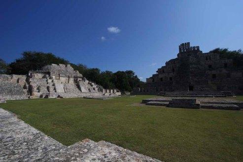 On the acropolis